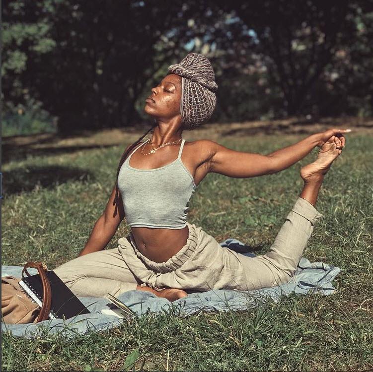 RACHEAL WEATHERS<br>Yoga Racheal