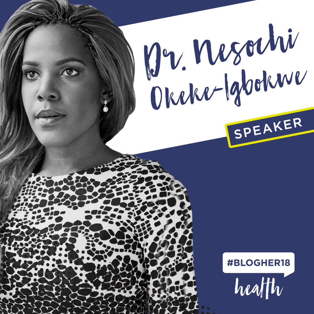 DR. NESOCHI OKEKE-IGBOKWE