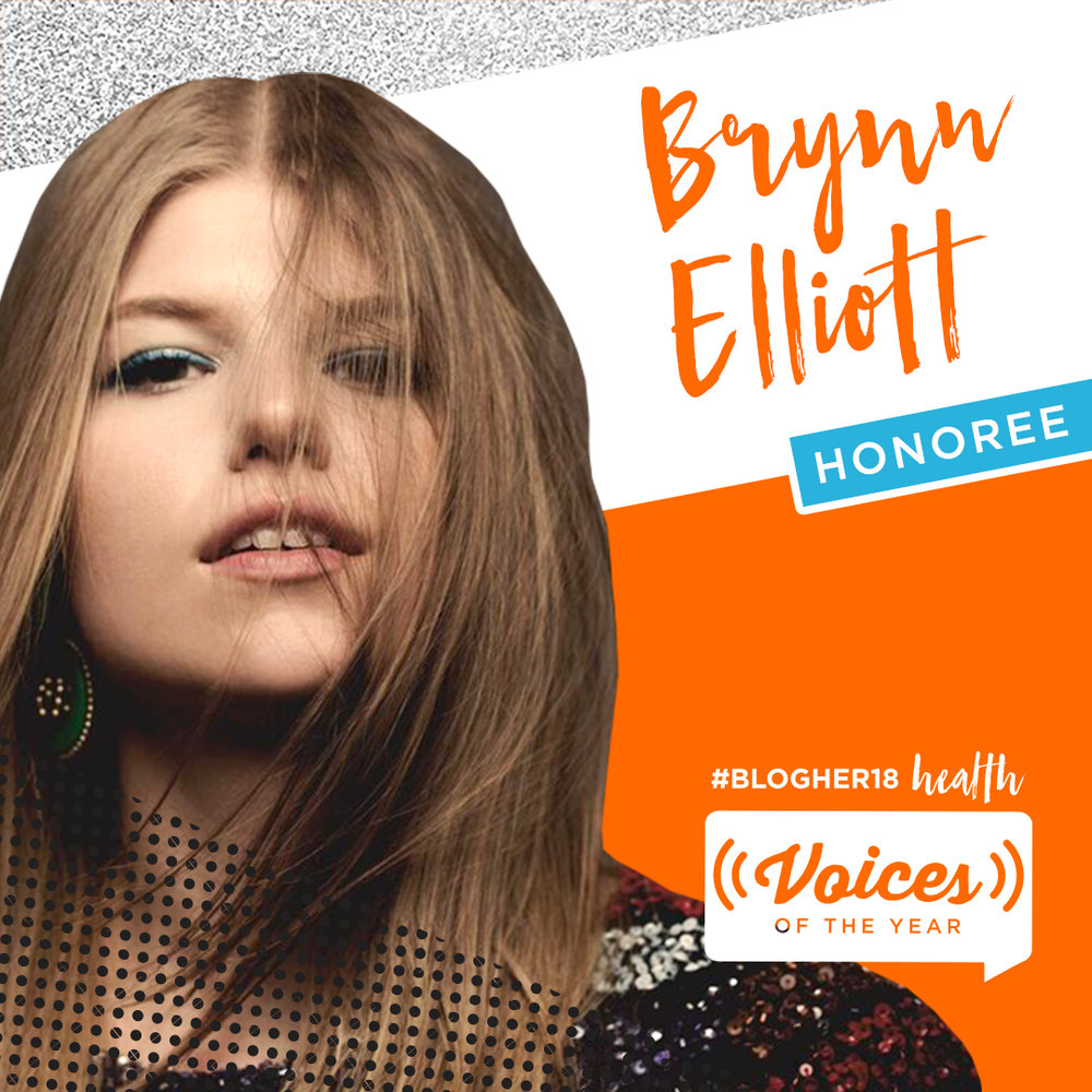 BRYNN ELLIOTT<br>Might Not Like Me<br><b>Empowerment Through Artistry Award</b>