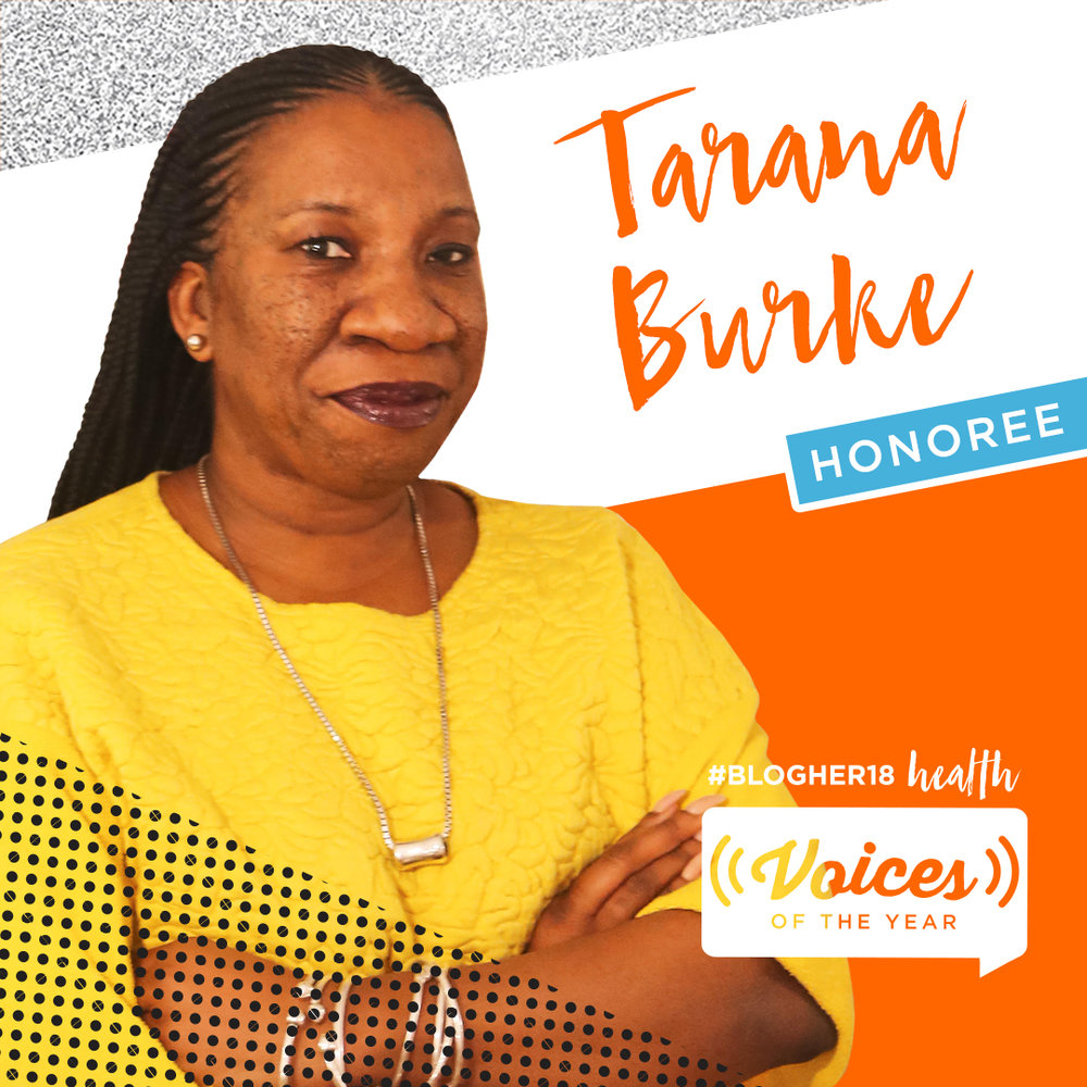 TARANA BURKE<br>#MeToo Movement<br><b>Catalyst Award</b>