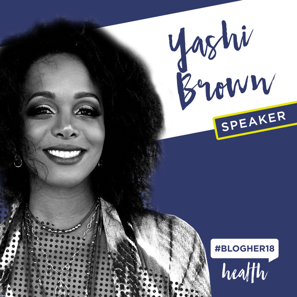 Yashi Brown is a writer, poet, spoken word artist and passionate mental health advocate. Yashi is the daughter of Rebbie Jackson, eldest member of the musical Jackson family. Yashi showed early signs of depression at age 19 and was later diagnosed with schizoaffective disorder, only to be properly diagnosed later with bipolar disorder type I.     Today, Yashi has become a passionate advocate for mental illness and has openly shared her story of recovery with the TODAY Show, FOX, Huffington Post, CBS, ABC News and Ebony / Jet publications. She was invited by President Obama's office to participate in the National Dialogue on Mental Illness, and conducts poetry workshops for patients at California State Psychiatric facilities through her foundation, People of Poetry (POP). Currently, Yashi is consulting on The Campaign to Change Direction, whose mission is changing the culture of mental health by educating the public on the signs of emotional pain. Above all, Yashi wants the world to know recovery is not only real but should be the expectation.