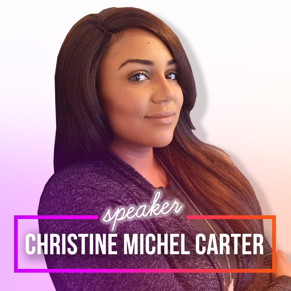 CHRISTINE MICHEL CARTER