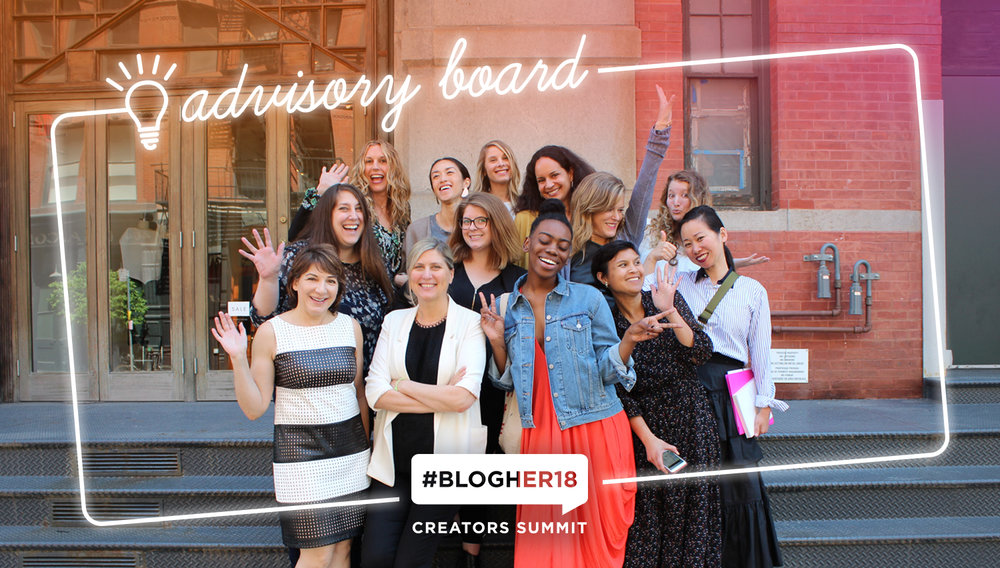 Meet Our Advisory Board - These women will help us create our best conference yet.