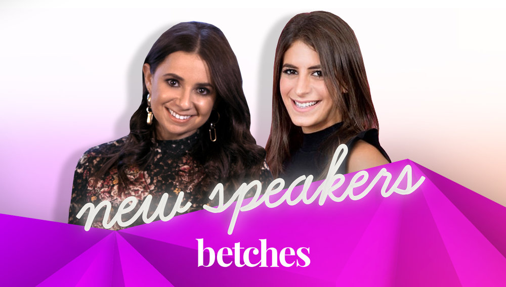 Betches Host a Podcast - Join Jordana Abraham and Aleen Kuperman of Betches for a live podcast at #BlogHer18 Creators Summit and save $100 on a ticket with code: BETCHES before Wednesday, July 18th.