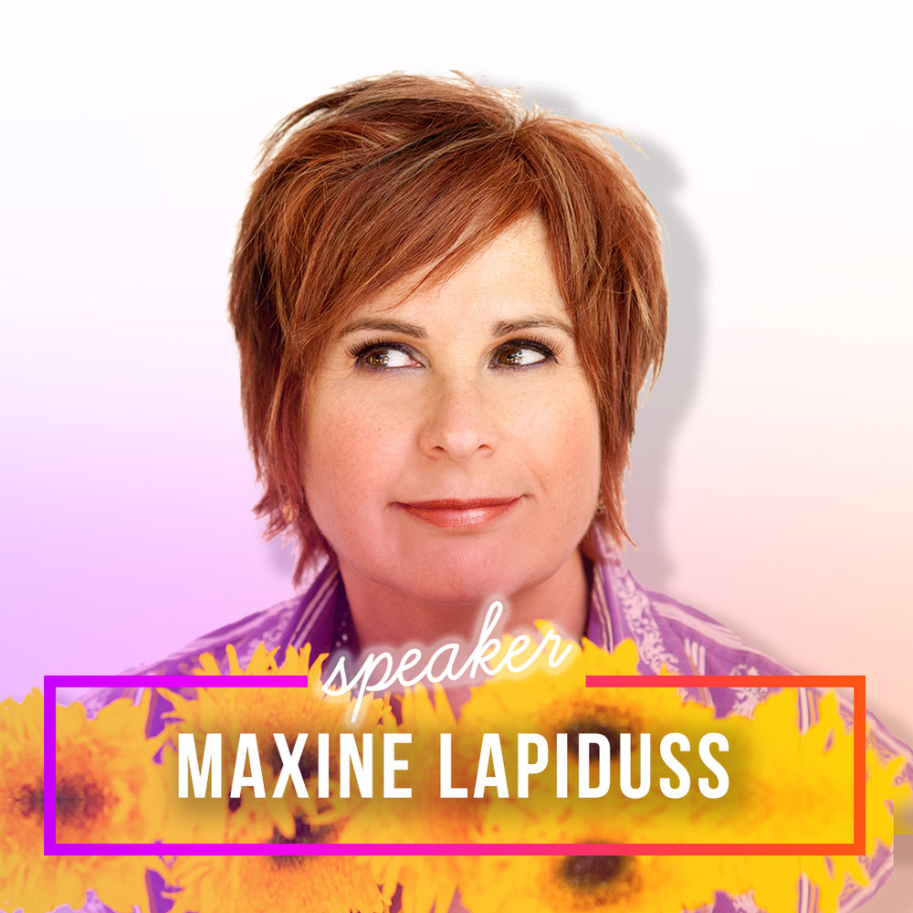 MAXINE LAPIDUSS