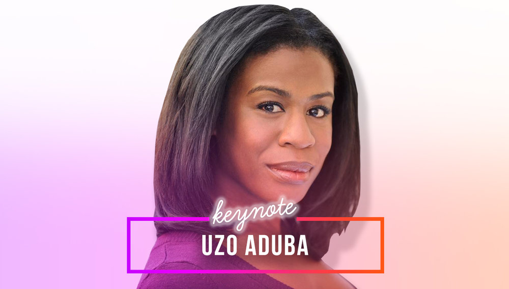 meet uzo! - Two-time Emmy-award winner, Actress, Orange is the New Black