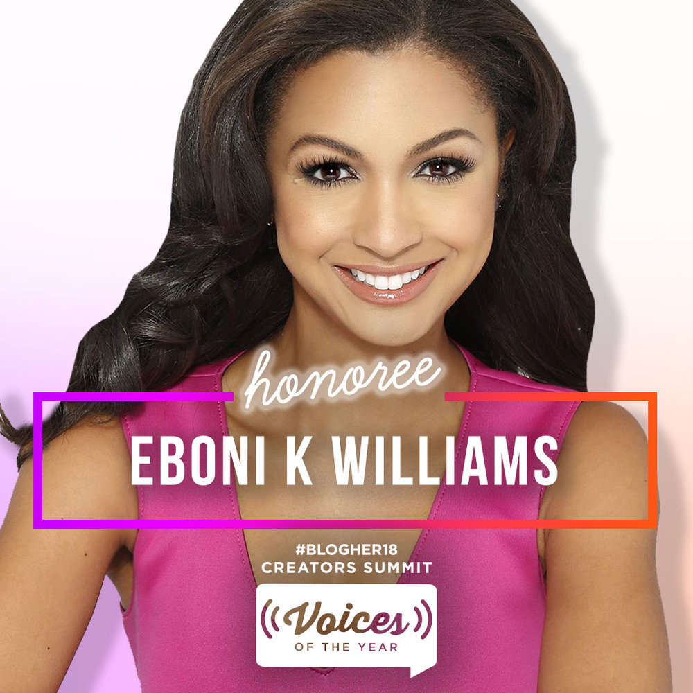 EBONI K WILLIAMS