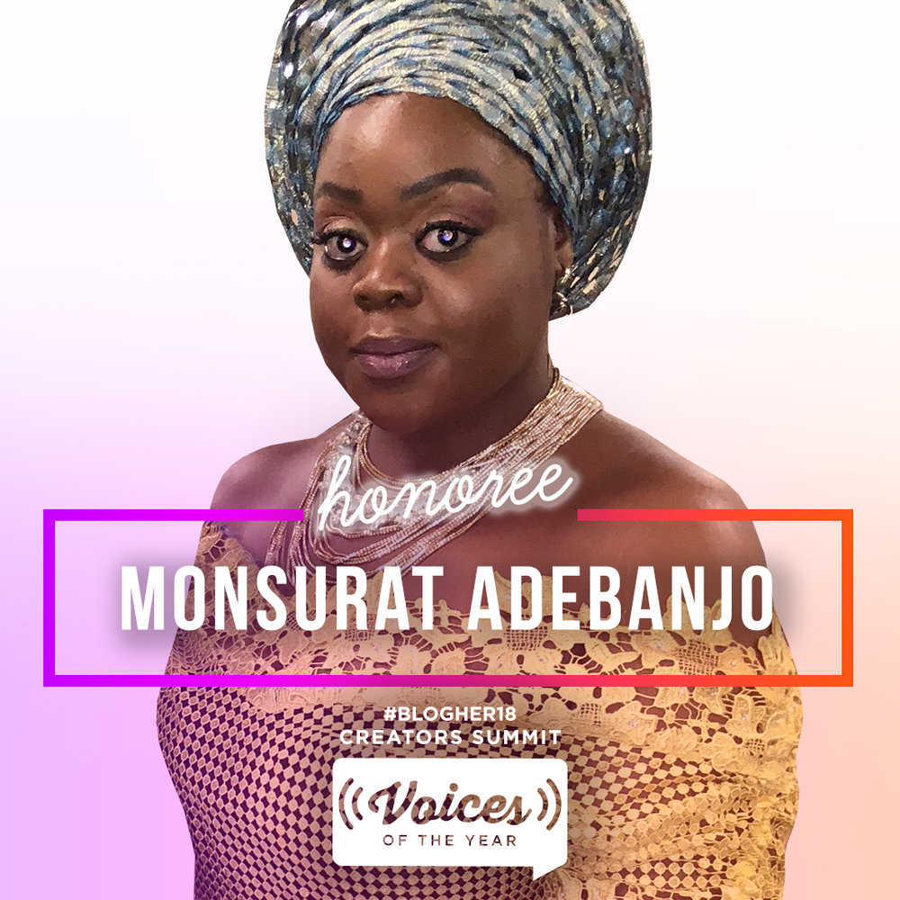 MONSURAT ADEBANJO