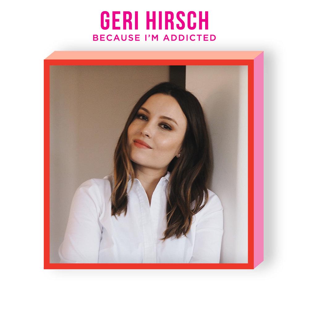 GERI HIRSCH
