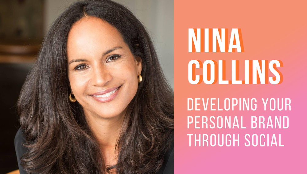 get social and grow your brand - #BlogHer18 Speaker and Community Member, Nina Collins, walks us through how to build a personal brand in an effective and meaningful way by leveraging social media.