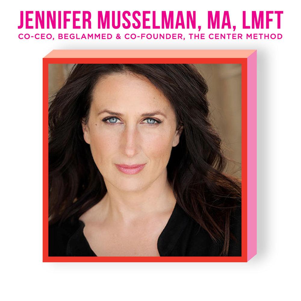 Jennifer Musselman, MA, LMFT
