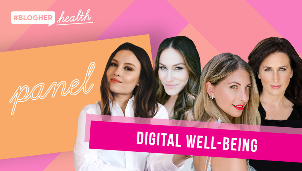 Digital Well-Being - Hear from Hilary Williams Dunlap, Emily Schuman, Geri Hirsch and Jennifer Musselman about the impact of digital media on our health and well-being.