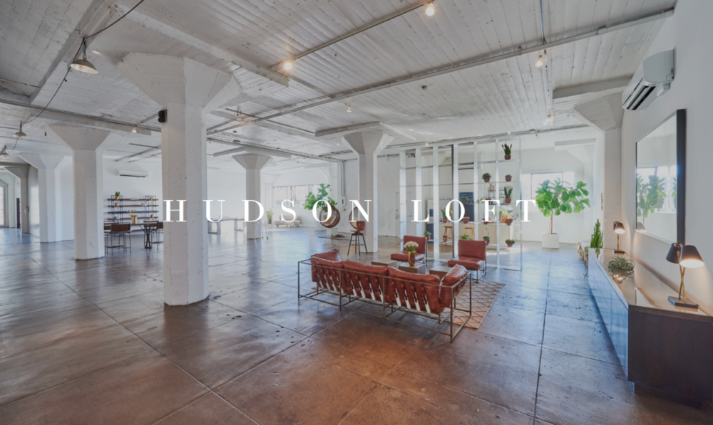 welcome to hudson loft - Located in the South Park district of DTLA, this airy and open space is the perfect spot for #BlogHerHealth19.Once you enter at the ground level for registration, take the elevator (or the stairs!) up to the 2nd floor for our main stage keynotes. Networking, sponsor activations, workshops and more will happen on the 4th floor. And head up to the roof level for for an outdoor experience.Hudson Loft is located at 1200 S. Hope Street in Los Angeles.