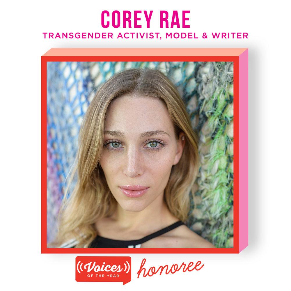 COREY RAE