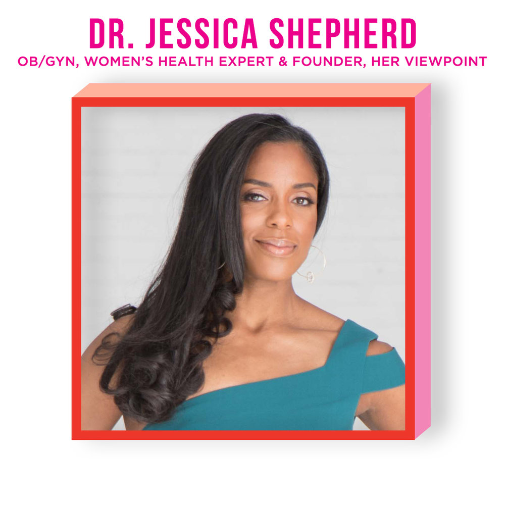 DR. JESSICA SHEPHERD