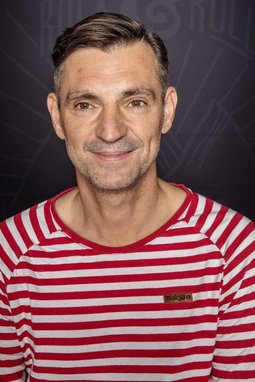 Peter Räuber - Maloja