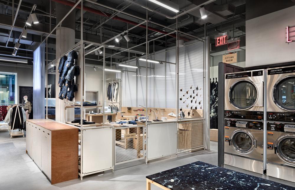 AE store, NYC