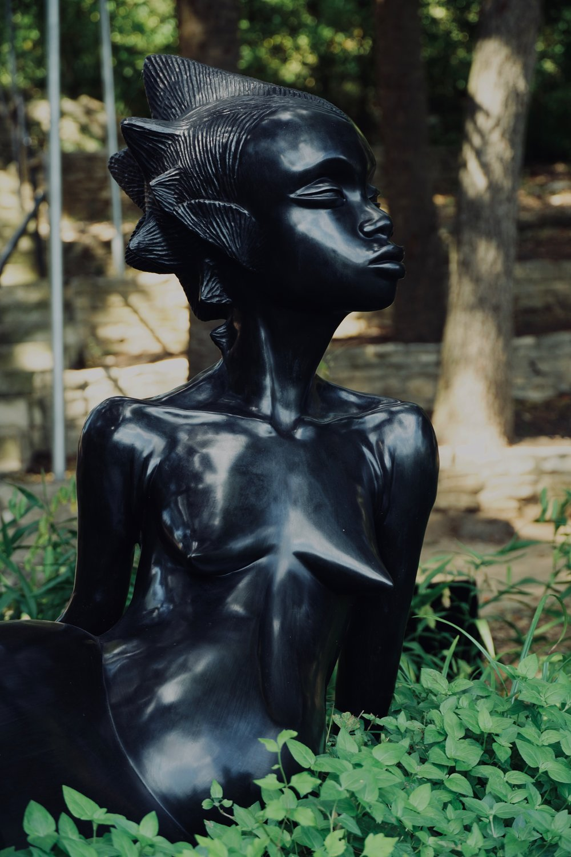 Water Woman, Wangechi Mutu