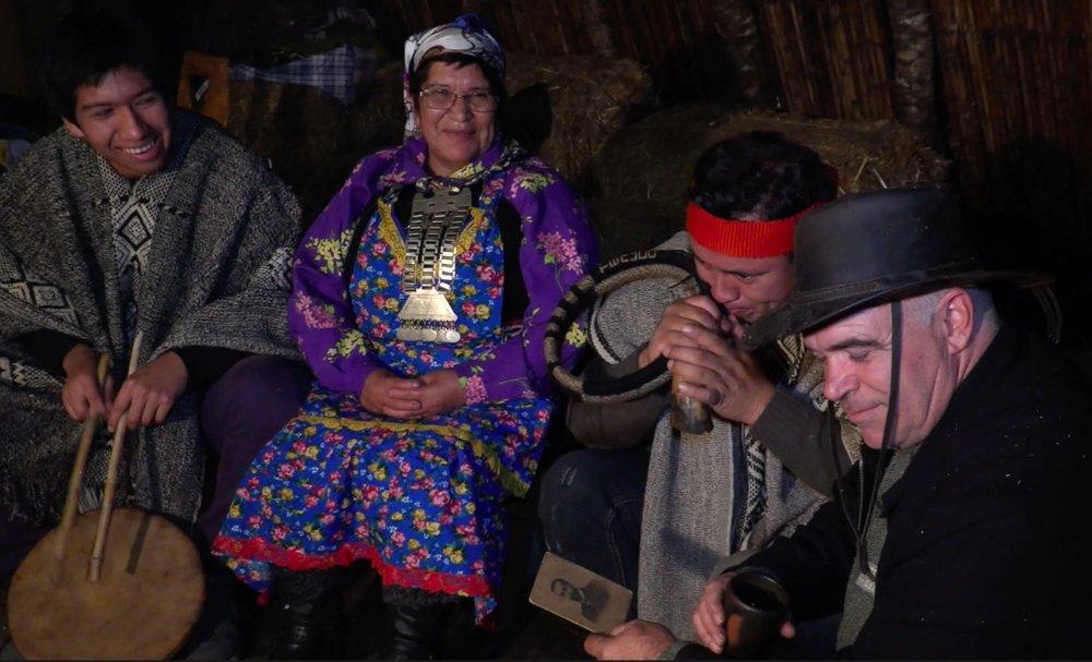 Mapuche Ruka with Samadhi Eco Resort, Chile