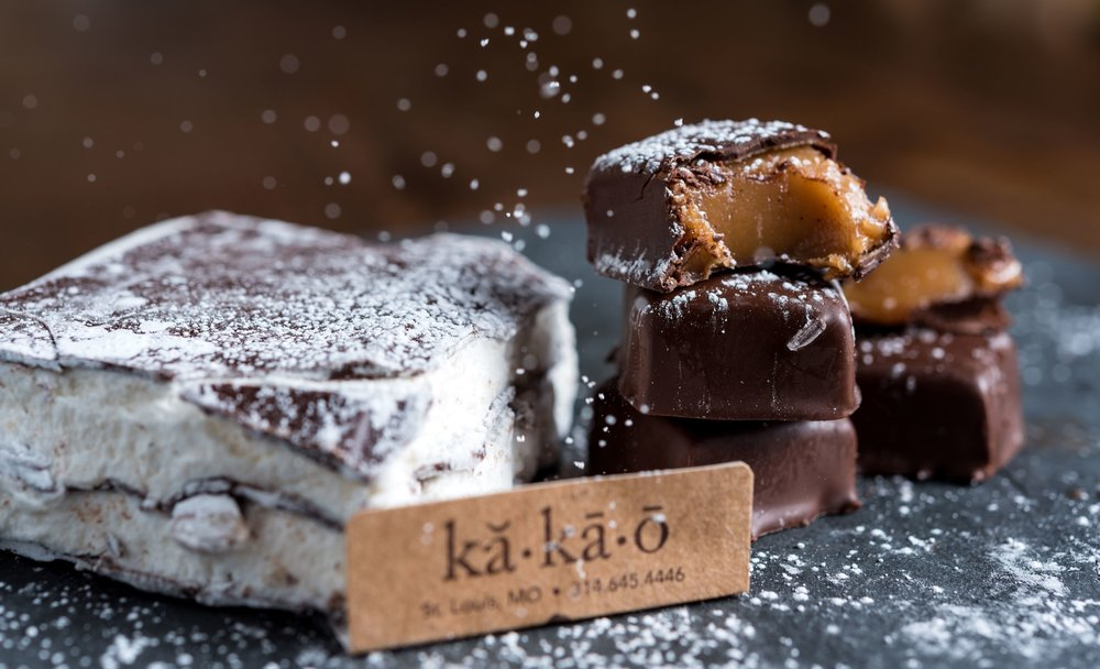 Kakao Chocolate, St. Louis MO