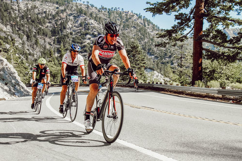 TOUR DE BIG BEAR/ HC GRAN FONDO - Big Bear Lake, CAAugust 4, 2018