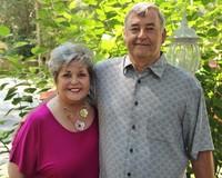 Johnny and Annette Johnson - President