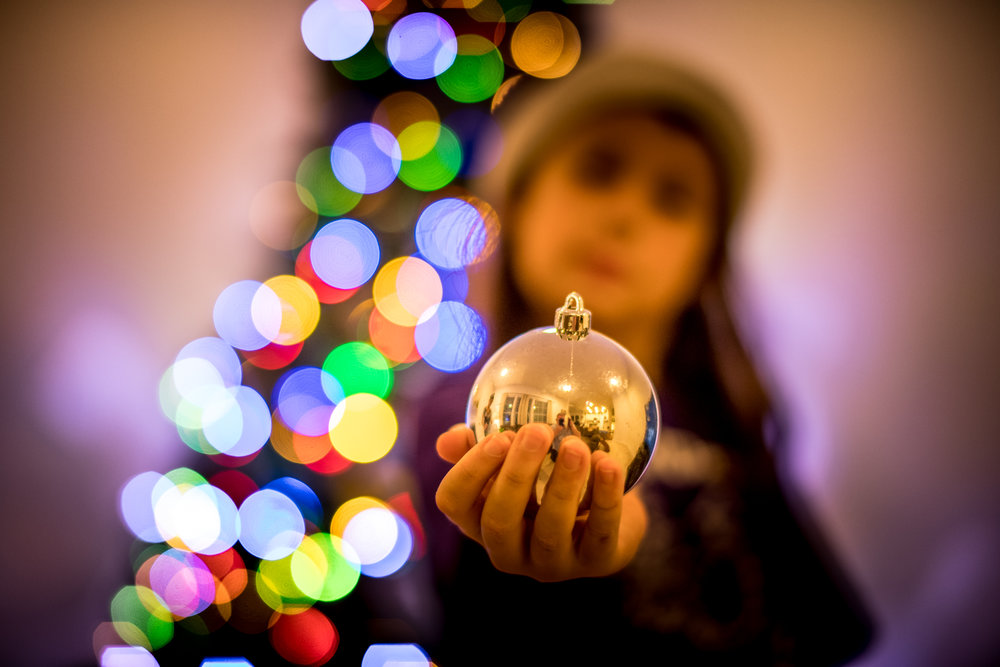 This is bokeh.  Nikon 58mm.