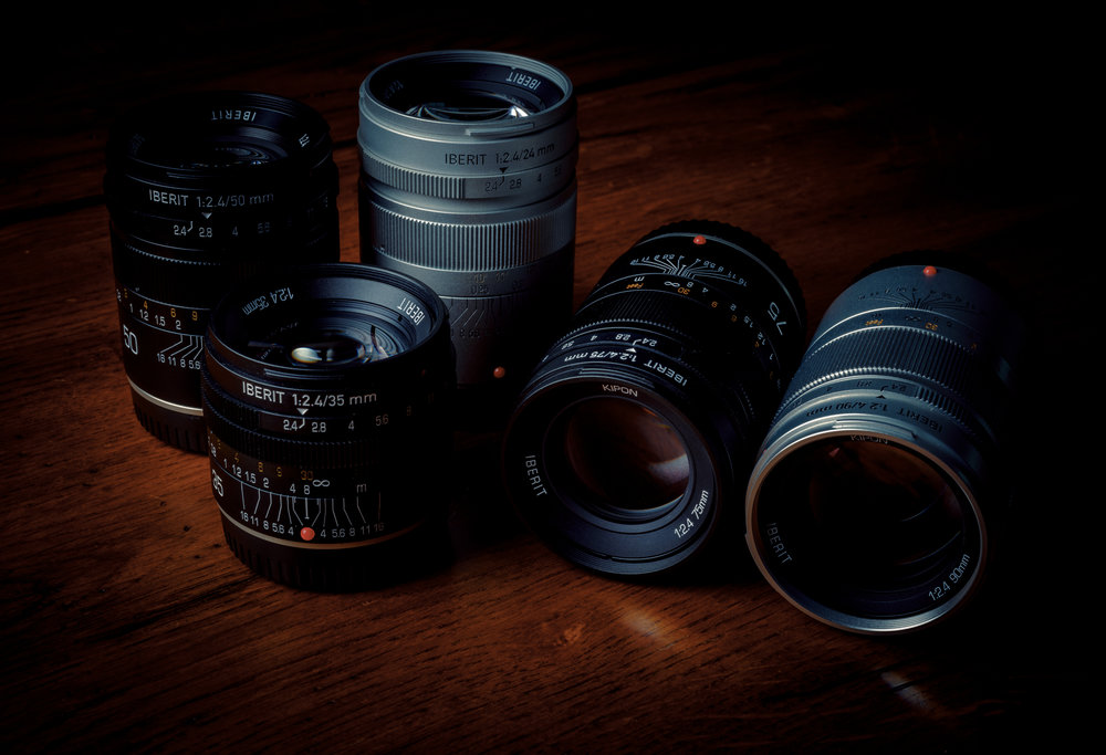 HandeVision Lens Line UP