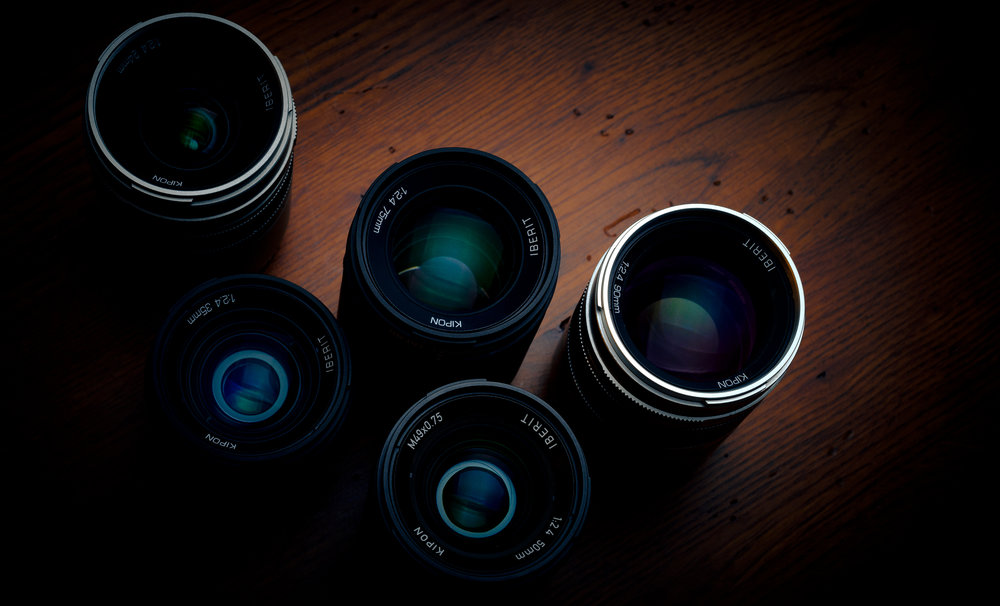 IBERIT Lens Line up