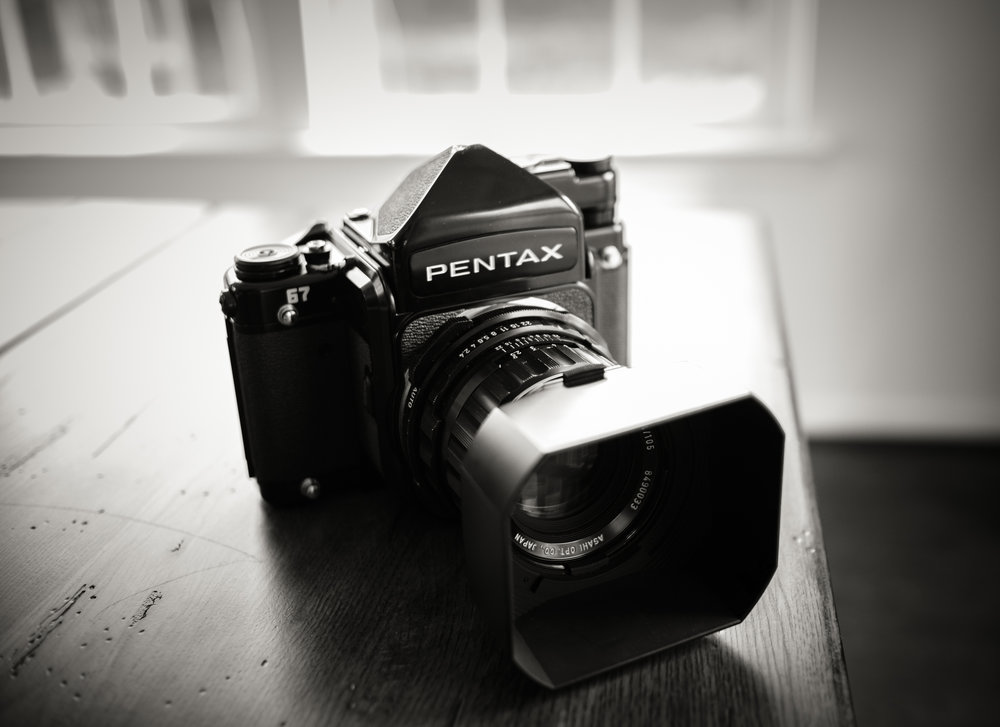 The Mighty Pentax67 & 105mm f/2.4 Super Takumar
