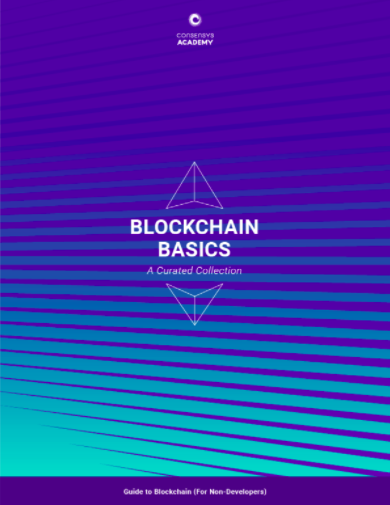 Blockchain Basics   This is a guide created by  Consensys Academy  to help you develop a mental model of blockchain technology as well as its impact on society and business. We have compiled this guide to touch upon all the material you need to feel confident in your blockchain knowledge. $15.00 USD