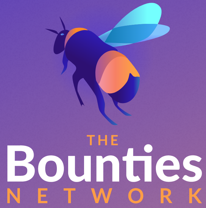 bounties network   Freelancing 2.0. The Bounties Network makes it easy to outsource the completion of any task, from code to social marketing, and everything in between. There are no fees on the bounties you create, encouraging any project to post bounties on all tasks, paying out in any ERC20 token or Ether.