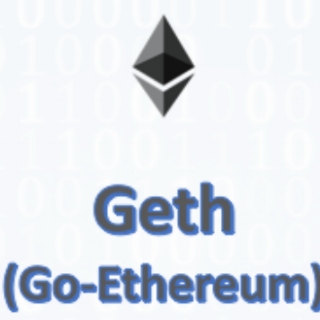G eth (go-ethereum)  geth is the the command line interface for running a full ethereum node implemented in Go. It is the main deliverable of the Frontier Release