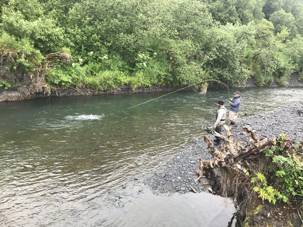 Saltery Creek