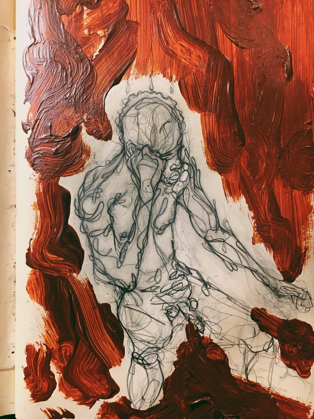 Untitled, Study