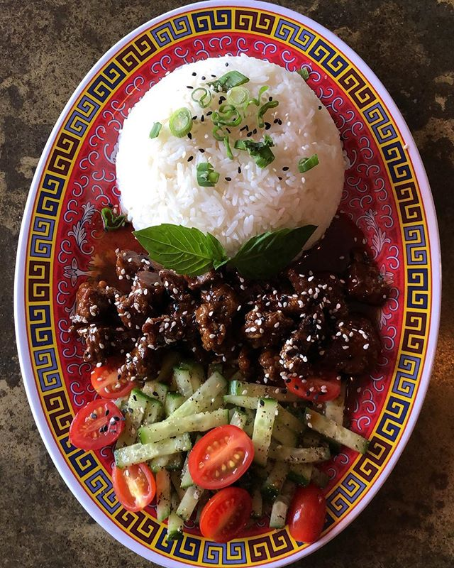 Bo Luc Lac-Vietnamese Beef Cubes back on special 😋