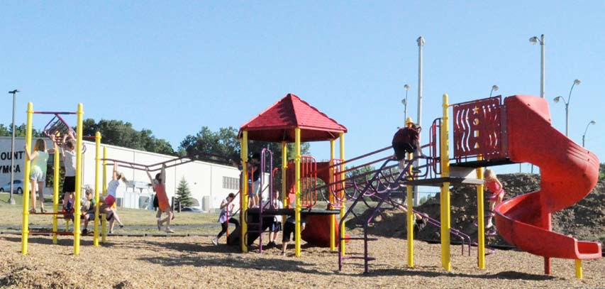 Owen County Family YMCA Playground