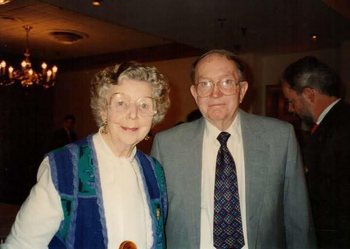 Bill MacMorran & Muriel MacMorran Sare