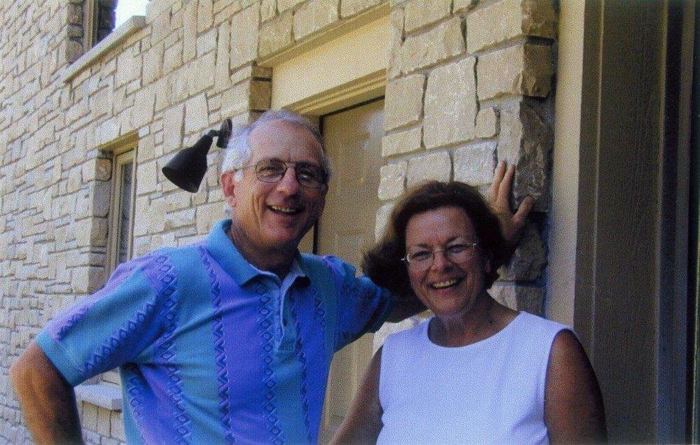 Jim & Brenda DeCoursey