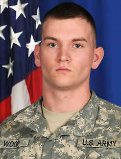PFC Brett Wood