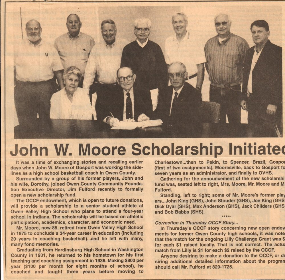 John W. Moore
