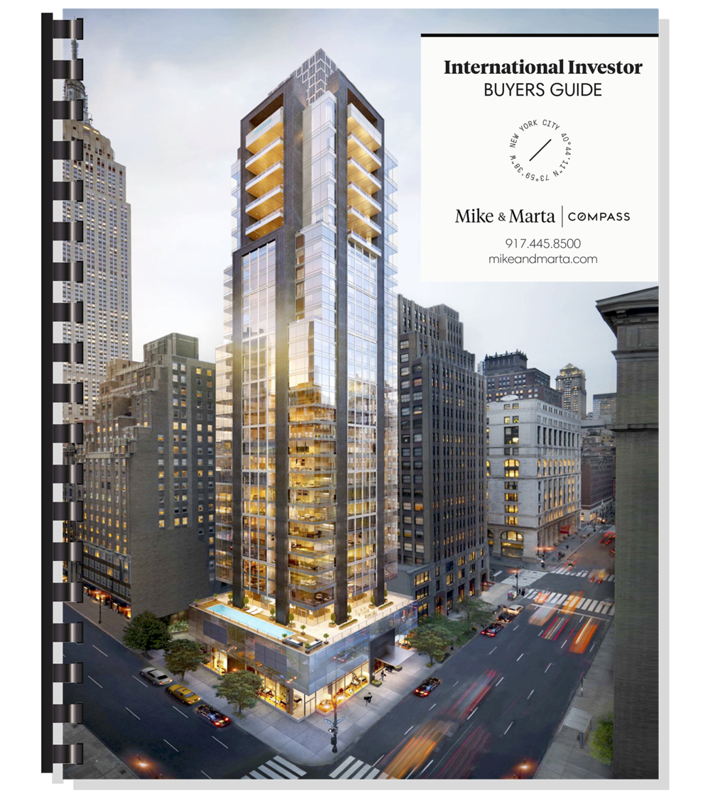 International Buyers & Investors  - If you do not live or work in the United States, the buying process requires additional consideration. Mike & Marta are experienced in the extra steps needed for international buyers. Our guide helps make sure that you understand the process.Download our guide and give us a call.