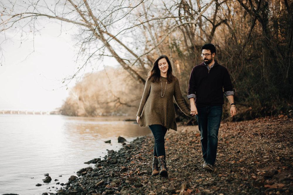 Anna + Daniel - Engagement // 12.18.2017