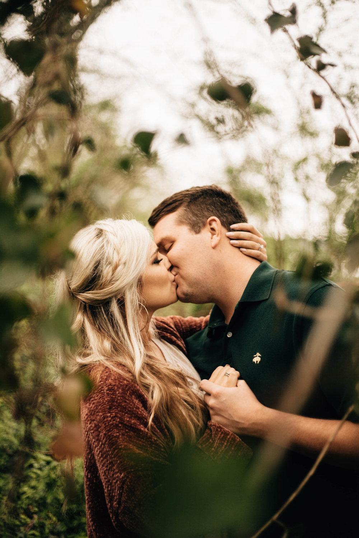 Hannah + Jake - Engagement // 3.10.17