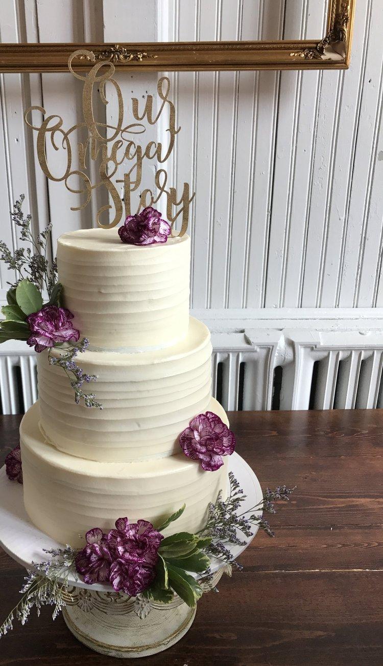 Wedding Cakes — RachelBakes & Co