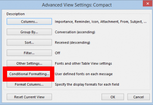 how to use conditional formatting