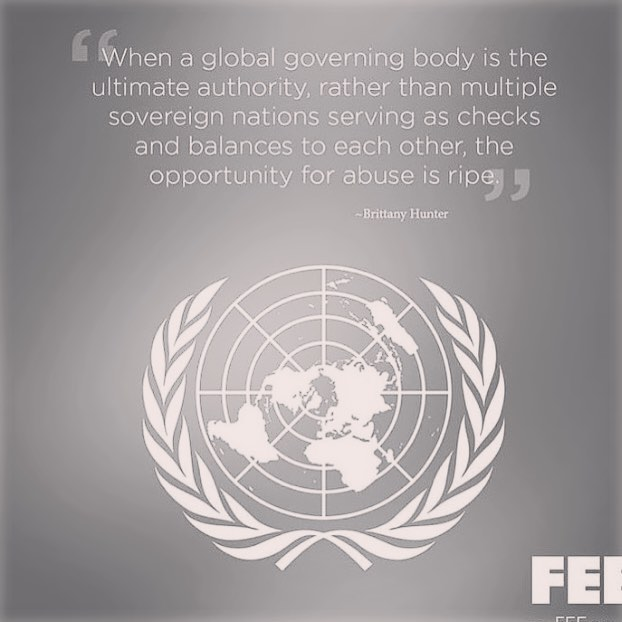 A government close to the people it serves is best for accountability and transparency. #freedomvsforce