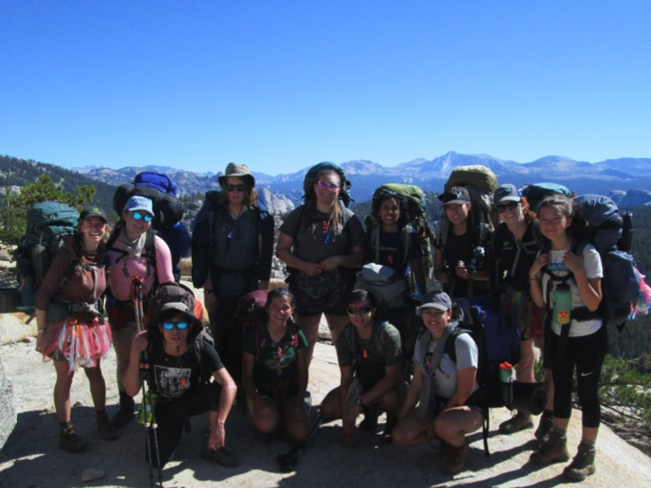 Yosemite Science ExpeditionJune 23 - July 6, 2019Two Weeks | High School -