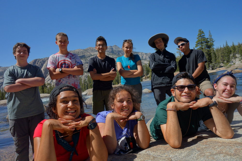 Yosemite Science AdventureJuly 13 - July 20, 2019One Week | High School -