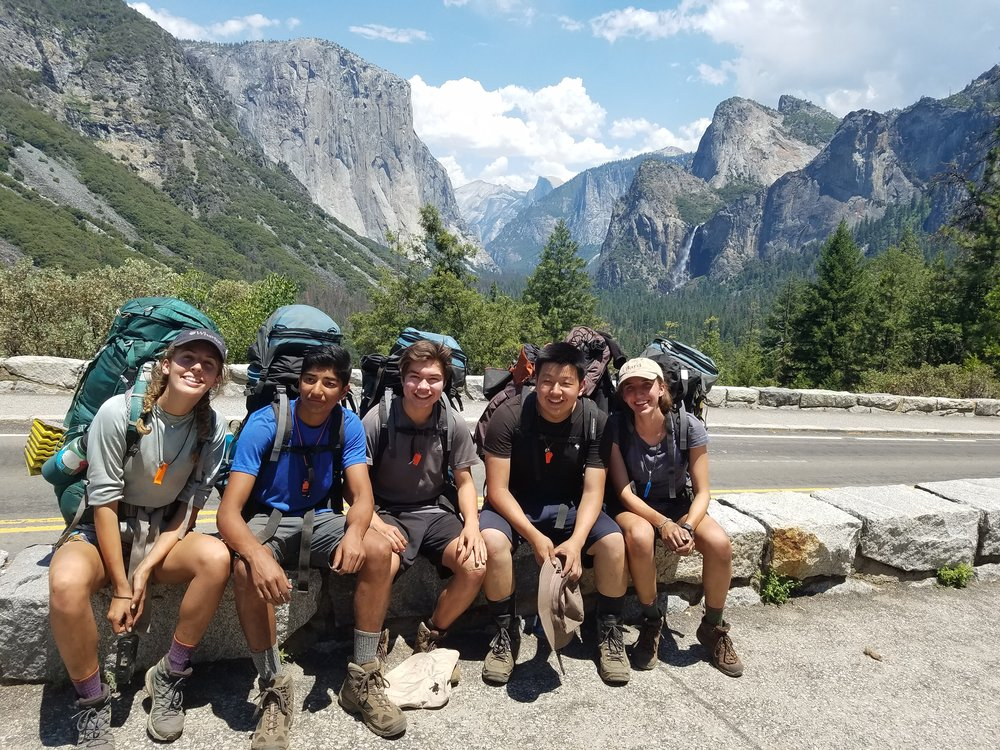 NEW! Yosemite Science Adventure: Middle School!July 7 - July 13, 2019One Week | Middle School -